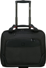 Delsey Parvis Plus Boardcase Trolley 1 compartiment Zwart