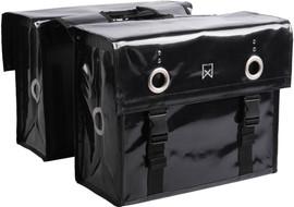 Willex Dubbele Bisonyl Tas 52L Zwart