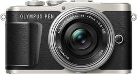 Olympus PEN E-PL9 Kit Zwart