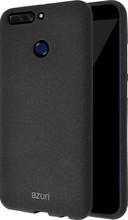 Azuri Flexible Sand Honor 8 Pro Back Cover Zwart