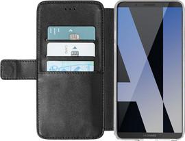 Azuri Wallet Magneet Huawei Mate 10 Pro Book Case Zwart