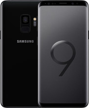 Samsung Galaxy S9 Zwart BE