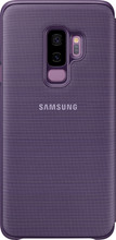Samsung Galaxy S9 Plus LED View Cover Paars