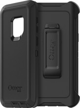 Otterbox Defender Samsung Galaxy S9 Back Cover Zwart