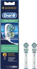 Oral-B Dual Clean (2 stuks)