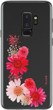 FLAVR iPlate Real Flower Sofia Galaxy S9 Plus Back Cover
