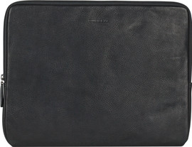 Burkely Antique Avery Laptopsleeve Zwart