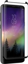 InvisibleShield Curve Elite Case Friendly S9 Plus Screenprot