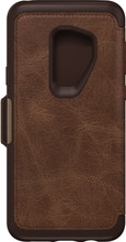 Otterbox Strada Samsung Galaxy S9 Plus Book Case Bruin
