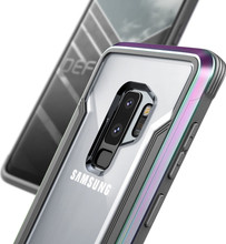 X-Doria Defense Shield Galaxy S9 Plus Back Cover Iridescent
