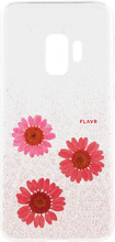 FLAVR iPlate Real Flower Gloria Galaxy S9 Back Cover