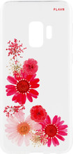 FLAVR iPlate Real Flower Sofia Galaxy S9 Back Cover
