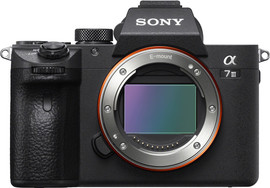 Sony Alpha A7III body