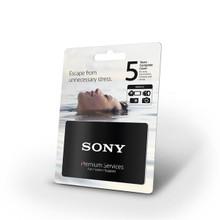 Sony 5 jaar Gratis Garantie