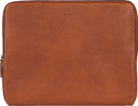 Burkely Antique Avery Laptopsleeve Cognac