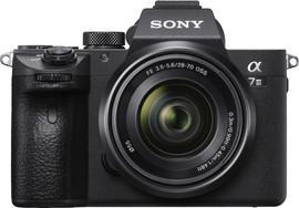 Sony Alpha A7III + FE 28-70mm f/3,5-5,6 OSS