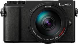 Panasonic Lumix DC-GX9 Zwart + 14-140mm