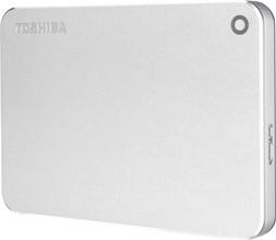 Toshiba Canvio Premium 3TB Donkergrijs