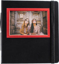 HP Sprocket Red and Black Album