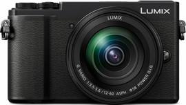 Panasonic Lumix DC-GX9 Zwart + 12-60mm