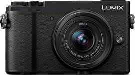 Panasonic Lumix DC-GX9 Zwart + 12-32mm