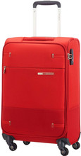 Samsonite Base Boost Spinner 55/35 cm Red