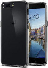 Spigen Ultra Hybrid OnePlus 5 Back Cover Transparant