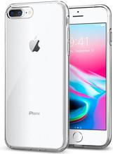 Spigen Liquid Crystal iPhone 7/8 Plus Back Cover Transparant
