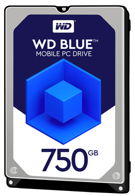 WD Blue WD7500BPVX 750 GB