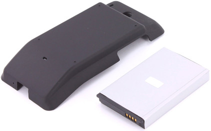 Veripart Extended Battery HTC Hero 2200 mAh + Thuislader