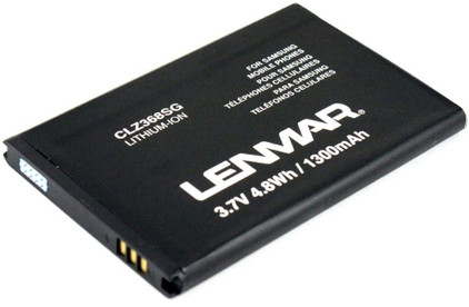 Lenmar Battery Samsung Galaxy Ace 1300 mAh + Thuislader