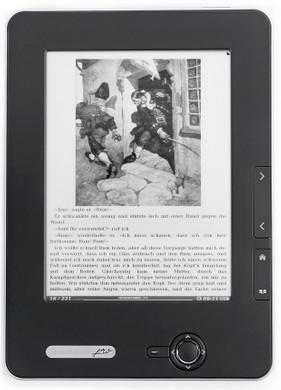 PocketBook 612 eReader Dark Grey + Thuislader