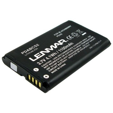 Lenmar Battery BlackBerry Bold 9900 + Thuislader