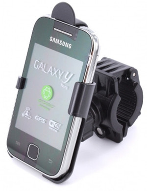 Haicom Bike Holder Samsung BI-180 + Thuislader