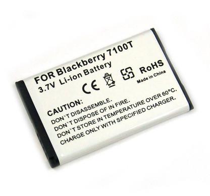 Veripart Battery C-S2 Blackberry 7100 + Thuislader