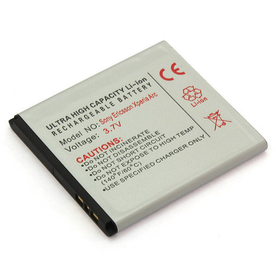 Veripart Battery Sony Ericsson Xperia Arc/Arc S + Thuislader