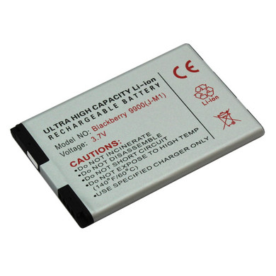 Veripart Battery J-M1 Blackberry 9790/9860/9900 + Thuislader