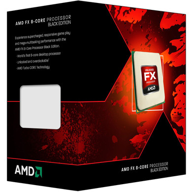 AMD FX-8320 Black Edition