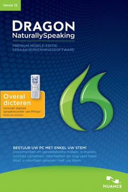 Nuance Dragon Naturally Speaking Premium 12.0 Mobile