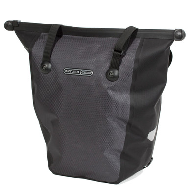Ortlieb Bike-Shopper QL2.1 Slate/Black