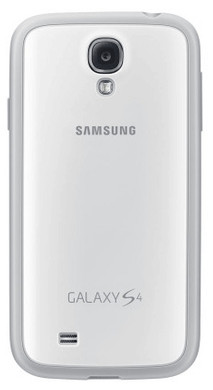 Samsung Galaxy S4 Protective Cover+ Wit