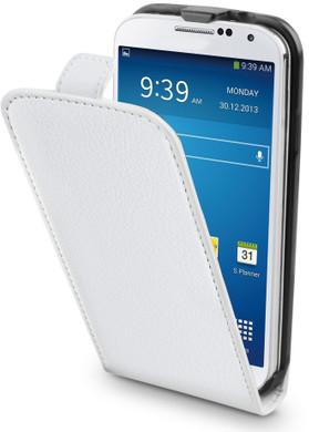 Muvit Slim Case Samsung Galaxy S5 Wit