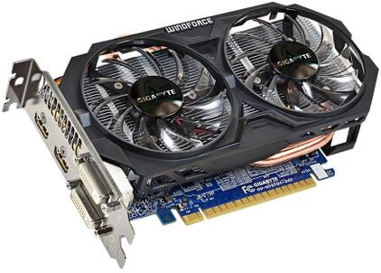 Gigabyte GeForce GV N75TOC 2GI