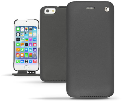 Noreve Tradition Leather Case Apple iPhone 6 Zwart