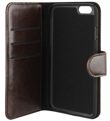 Xqisit Wallet Case Eman iPhone 6/6s Bruin