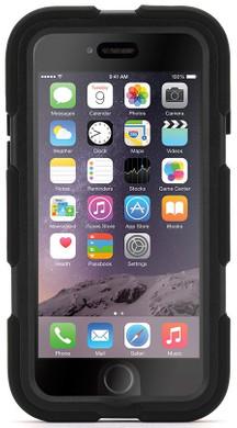 Griffin Survivor All Terrain Apple iPhone 6 Plus/6s Plus Zwart