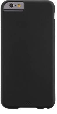 Case-Mate Barely There Apple iPhone 6 Plus/6s Plus Zwart