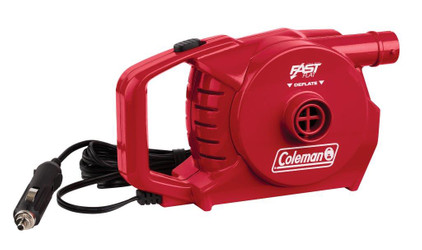 Coleman Rechargeable Quickpump Red