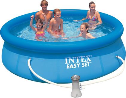 Intex Easy Set 244 x 76 cm met Filterpomp