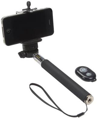 Velleman CAMB18 Selfie Stick met Bluetooth afstandsbediening